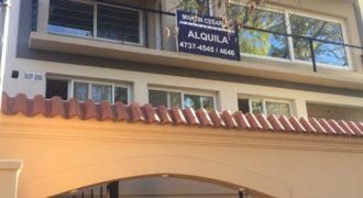 2 Ambientes a estrenar en San Isidro.
