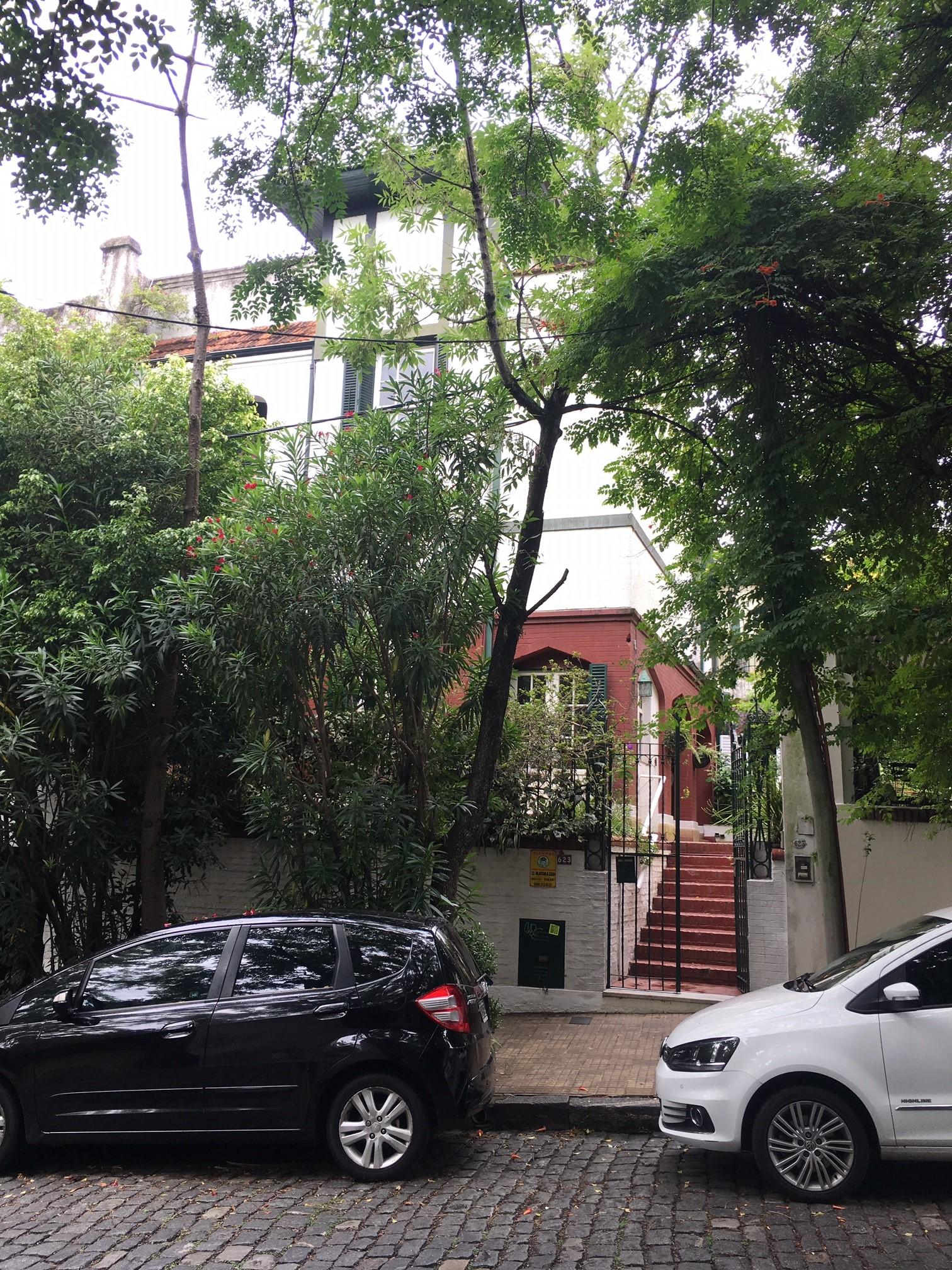 Casa Inglesa en San Isidro