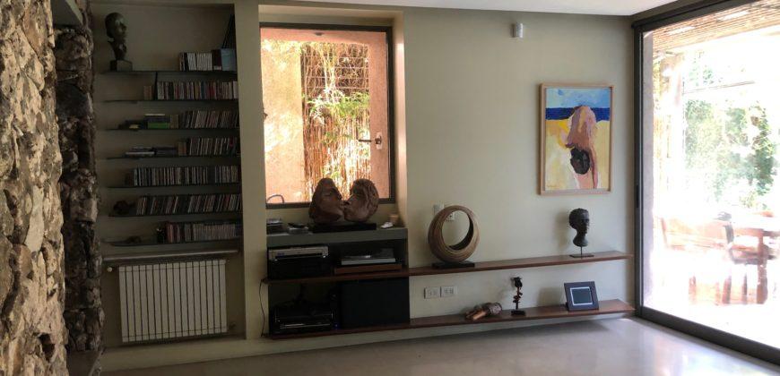 Casa moderna en el bajo de Vicente Lopez
