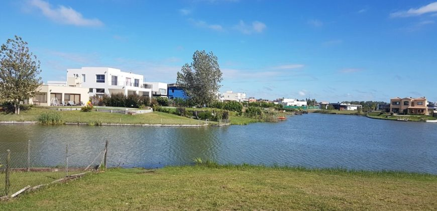 Lote a la laguna – Villa Nueva – Barrio San Benito