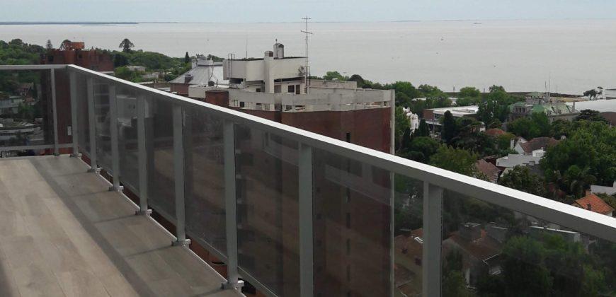 RETASADO!!!! Increible Piso a estrenar en Torre Bouchard – La Lucila