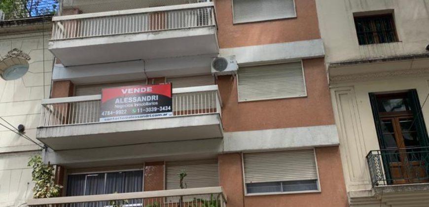 DEPARTAMENTO 3 AMBIENTES EN BELGRANO, SUPER LUMINOSO